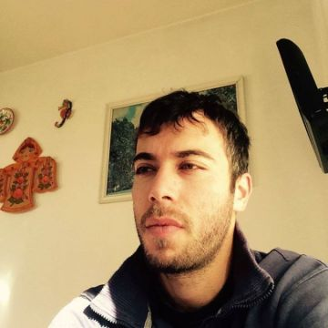 Ciro, 29, Ischia, Italy