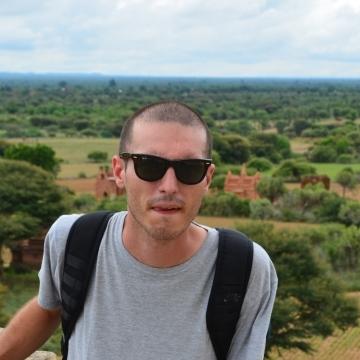Matteo, 33, Bergamo, Italy