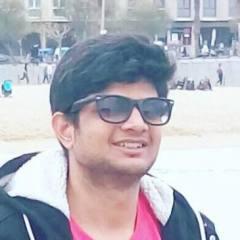 Piyush Sharma, 23, Hyderabad, India