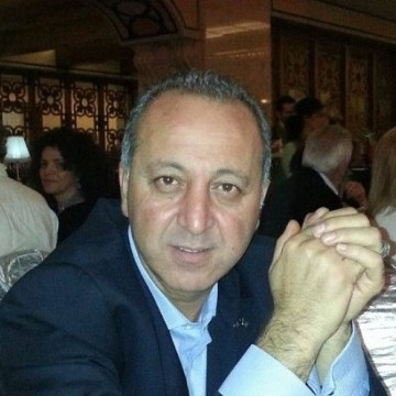 Abdullah Elveren, 50, Antalya, Turkey