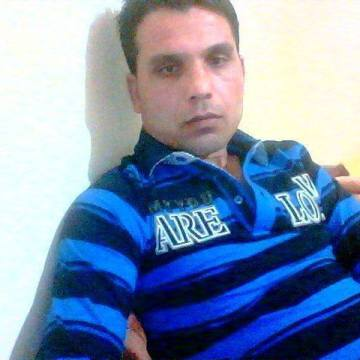 Niamat Khan, 36, Istanbul, Turkey