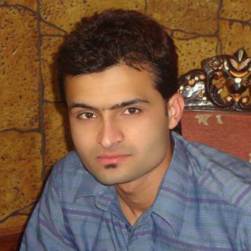 Rizwan Kamboh, 30, Gujranwala, Pakistan