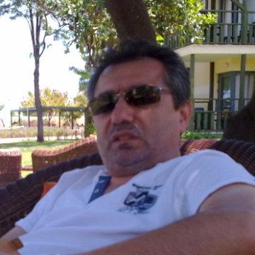 salıh, 46, Istanbul, Turkey
