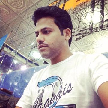 Fahad, 36, Dammam, Saudi Arabia