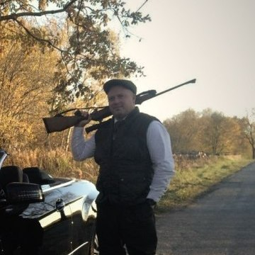 Andrey Filimonov, 43, Kaliningrad (Kenigsberg), Russia