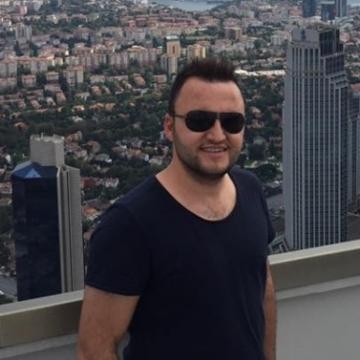 Ümit Yurdakul, 30, Istanbul, Turkey