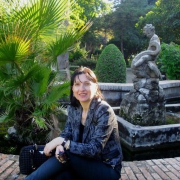 Shorena Sotishvili, 37, Palermo, Italy