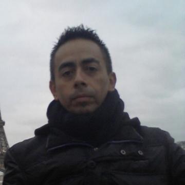 Jesus Mejia, 40, Bogota, Colombia