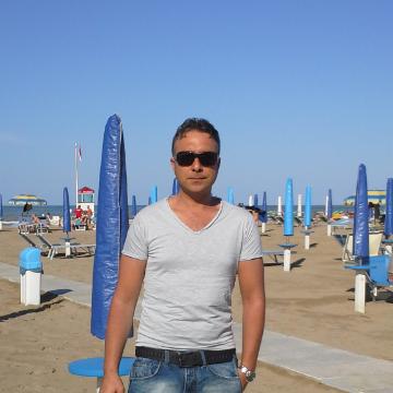 Mitko Rashev, 44, Rimini, Italy