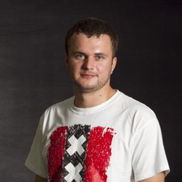 Andrey Zimenko, 30, Minsk, Belarus