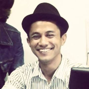 Caraka doet, 33, Jakarta, Indonesia