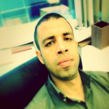 Galal Pacha, 36, Abu Dhabi, United Arab Emirates