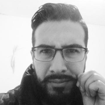 Luis Linares, 28, Morelia, Mexico