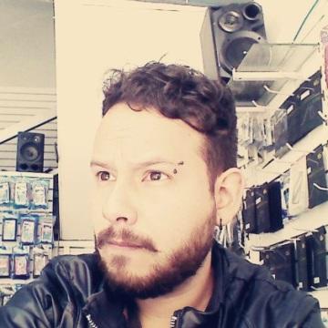 Jonathan Blaze Calavera, 30, Guadalajara, Mexico