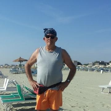 Egidio Malgarotti, 66, Darfo, Italy