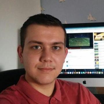 Sebastien , 25, Concarneau, France