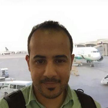 Motasem Alrahal, 31, Ar Riyad, Saudi Arabia