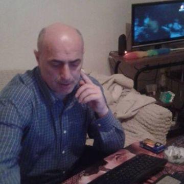 Anzori Nakashidze, 48, Kocaeli, Turkey