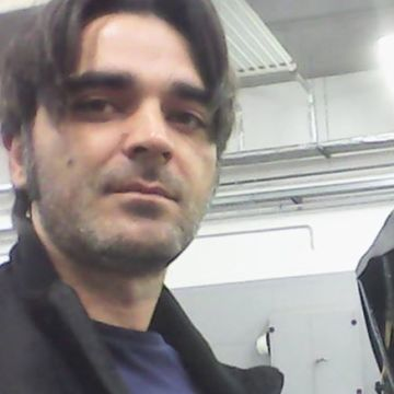 Miky Berardi, 39, Bari, Italy