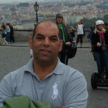 Ahmed, 45, Cairo, Egypt