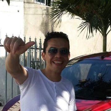 Joseph Pardo, 32, Bogota, Colombia