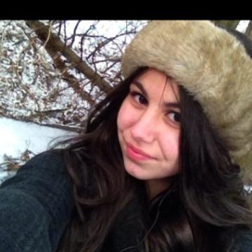 Hannah Logsdon, 20, Barre, United States