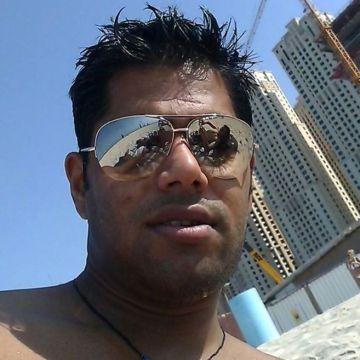 Alim Ahmed, 29, Dubai, United Arab Emirates