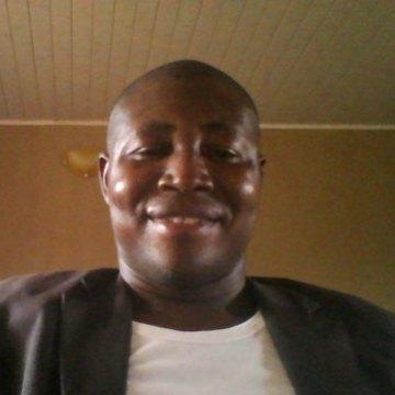 Obadiah Elijah, 41, Lagos, Nigeria