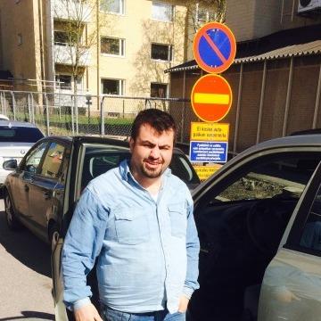 Erhan, 32, Kerava, Finland