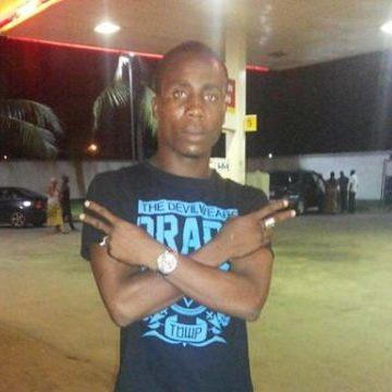 hamed, 31, Abidjan, Cote D'Ivoire