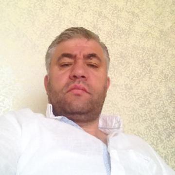 Aydin Cekici, 44, Istanbul, Turkey