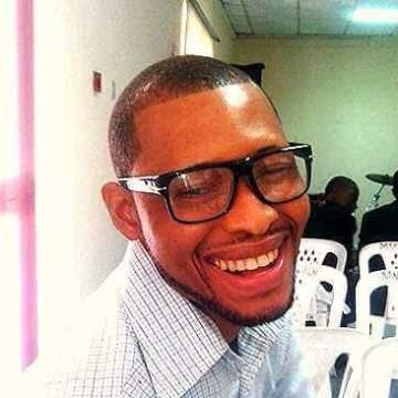 Collins Akpe, 37, Lagos, Nigeria