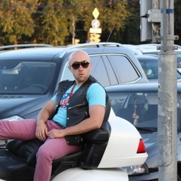 Roman, 34, Moscow, Russia