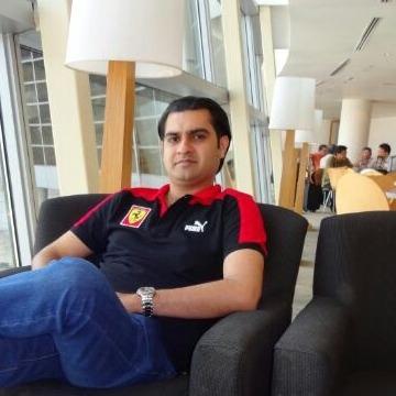 Aamir , 34, Jeddah, Saudi Arabia