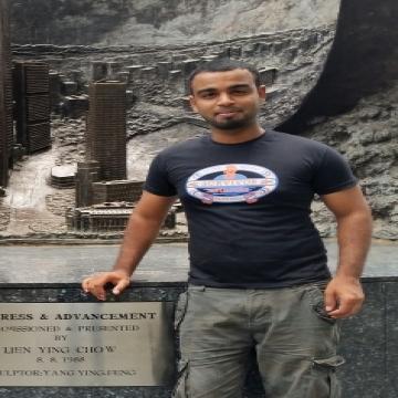Aamir Muhammad, 30, Dubai, United Arab Emirates