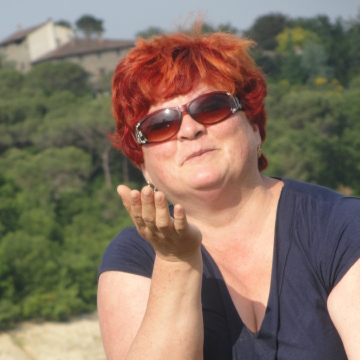 Sveta Vovk, 49, Firenze, Italy