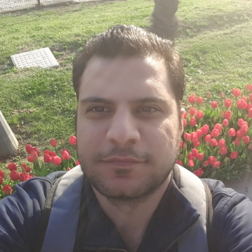 turgay, 29, Istanbul, Turkey
