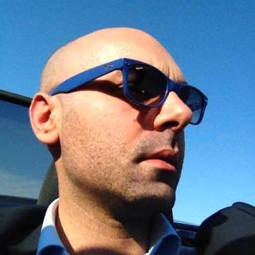 Federico Vetrò, 33, Catanzaro, Italy