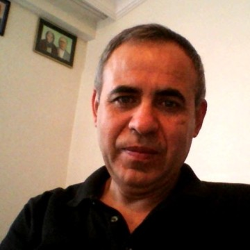 Hasan Akyalcin, 57, Istanbul, Turkey