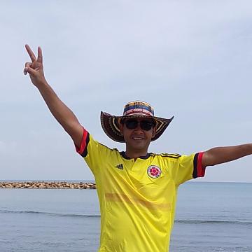 Juank Gonzalez, 41, Duitama, Colombia