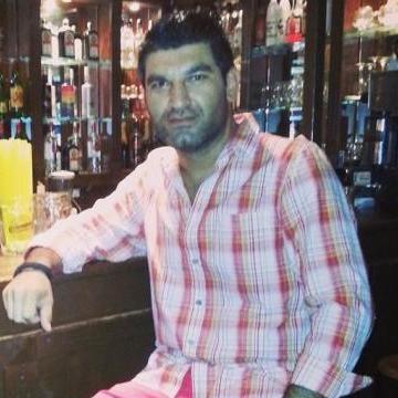 Fatih Cool, 36, Izmir, Turkey