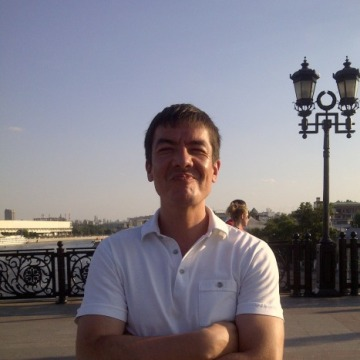 Oleg Aliullov, 38, Moscow, Russia