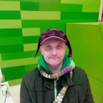 Vitaliy Oniskov, 45, Vinnytsia, Ukraine