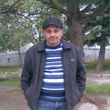 Zaza Dolidze, 52, Tbilisi, Georgia