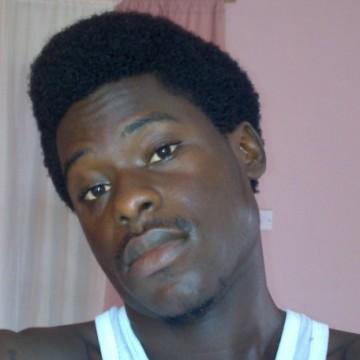 Saviour Kennedy, 24, Accra, Ghana