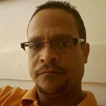 Milton De la Cruz, 43, Santiago, Dominican Republic