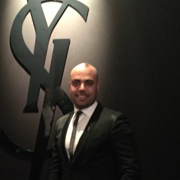 Hazem, 37, Dubai, United Arab Emirates