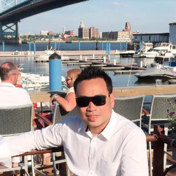 Edwin Gunawan, 38, Jakarta, Indonesia