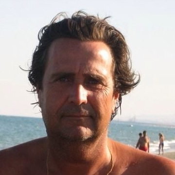 Andrés Gastón, 51, Majadahonda, Spain