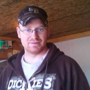 Andy Geiger, 33, Wausau, United States